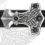 Alchemy Thunder Hammer Belt Buckle