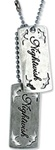 Nightwish Tribal Dog Tag