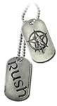 Rush Dog Tag