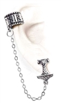 Alchemy Thor Donner Ear Cuff