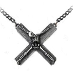 Alchemy Crucifaction Necklace