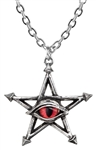 Alchemy Red Curse Pendant