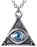 Alchemy Eye of Providence Pendant