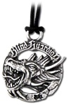 Blind Guardian Pendant - Round