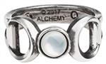 Alchemy Triple Goddess Ring