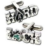 Hard Luck Cufflinks
