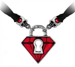 Alchemy UL17 Unlock My Heart Pendant