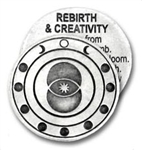 Spell Charm for Rebirth and Creativity