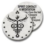 Spell Charm for Spirit Contact