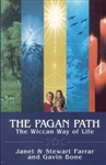 Pagan Path by Farrar, Farrar & Bone