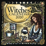 2018 Witches Calendar by Llewellyn