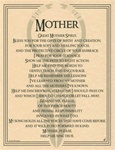 Great Mother Spirit Parchment Poster