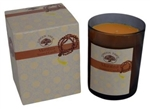Mantra boxed candle