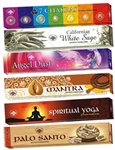 Green Tree New Age Incense
