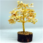 Gemstone Wish Trees - various large