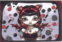 Cosmetic Bag Licorice Fairy