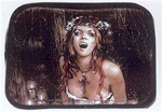 Victoria Frances Cosmetic Bag - Vampire