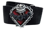 Alchemy Sacred Heart Nurses Belt