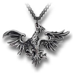Alchemy Mettle Eagle Pendant