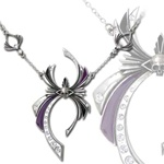 Alchemy Incy Wincy Forme necklace