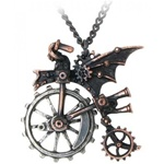 Alchemy Ventus Traction Farthing Pendant