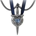 Alchemy Love is King Friendship Pendant
