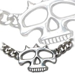 Skull Duster neck chain