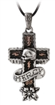 Alchemy Mercy Cross Pendant