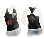 Alchemy Death & Rose Top