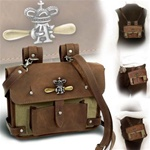 Alchemy Wing-Commander's Attache Pouch