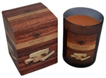 Palo Santo boxed candle