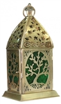 Tree of Life Gold Magick Lantern