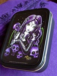 Myka Jelina stash tin - Belladonna